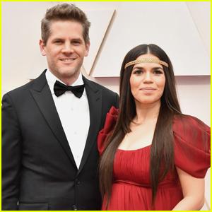 America Ferrera & Husband Ryan Piers Williams Welcome Second Child!
