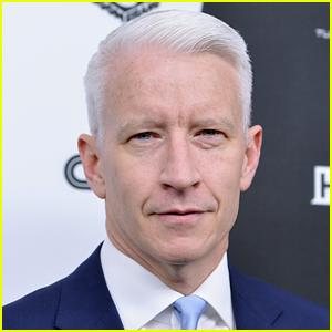 Anderson Cooper Describes First Weekend as a Dad with Newborn Son Wyatt!