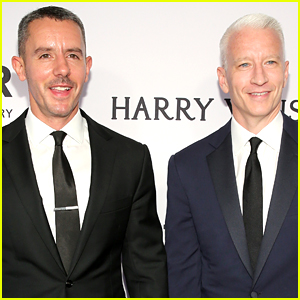 Anderson Cooper & His Ex Benjamin Maisani Are Not Back Together, Despite Reports