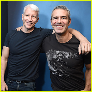 Anderson Cooper Has Hired Same Nanny as BFF Andy Cohen!