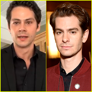 Andrew Garfield Reacts After Dylan O'Brien Recreates His 'Social Network' Scene!