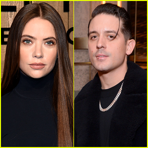 Ashley Benson Seemingly Dismisses Those G-Eazy Romance Rumors By 'Liking' This Post