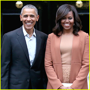 Barack & Michelle Obama To Deliver Commencement Speeches For Multiple Graduation Specials