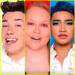 James Charles, NikkieTutorials, Bretman Rock & More Team Up for 'The Biggest Beauty Collab in History' - Watch!