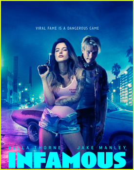Bella Thorne Is Up to No Good in 'Infamous' Trailer - Watch!
