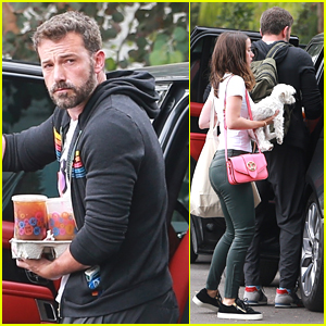 Looks Like Ben Affleck & Ana de Armas Might Be Going on a Road Trip!