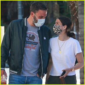 Ben Affleck & Ana de Armas Look So Happy Together in These New Photos!