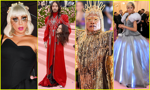 Here Are Our 20 Best Dressed Celebs From Last Year's Met Gala!