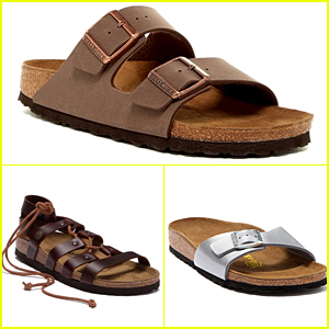 There's a Rare Sale on Birkenstocks Happening at Nordstrom Rack!