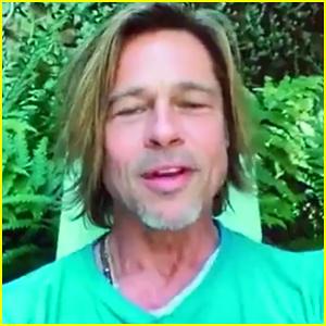 Brad Pitt Congratulates Missouri State Class of 2020 in Video Message