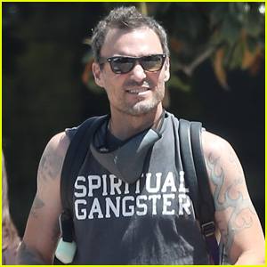 Brian Austin Green Steps Out After Confirming Megan Fox Split