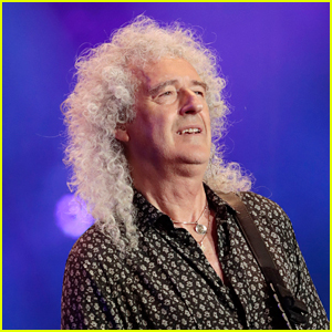 Queen's Brian May Suffered a Heart Attack While Recovering from a Crushed Nerve