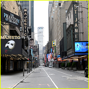 Broadway Theaters Now Closed Until September 6, 2020