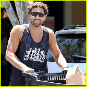Brody Jenner Does Some Grocery Shopping After Hanging Out with Ex-Wife Kaitlynn Carter