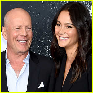 Bruce Willis & Wife Emma Heming Reunite After Quarantining Separately