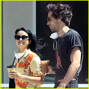 Camila Mendes Steps Out In LA With Grayson Vaughan