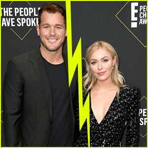 Cassie Randolph & Colton Underwood Announce Split After Two Years Together: 'This Is One Of The Hardest Things'