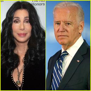Cher Reveals Why She Thinks Joe Biden Will Make a Good President