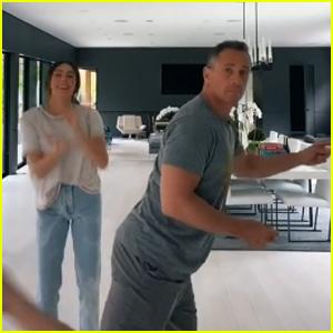 Chris Cuomo Dances With Daughter Bella on TikTok - Watch! (Video)
