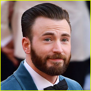 Chris Evans Joins Instagram - See His First Post!