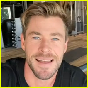 Chris Hemsworth Thanks Fans for Making 'Extraction' Netflix's Biggest Feature Film Premiere of All Time - Watch! (Video)