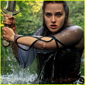 Netflix's 'Cursed' Gets First Look Photos, See Katherine Langford in Action!