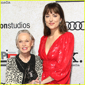 Dakota Johnson Remembers Growing Up With Grandmother Tippi Hedren's Tigers & Lions