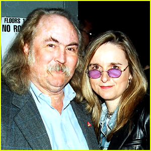 David Crosby, Sperm Donor for Melissa Etheridge's Late Son, Reacts to His Death