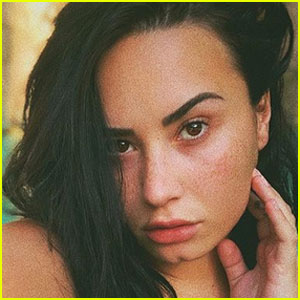 Demi Lovato Posts a Sexy Swimsuit Photo & Her Boyfriend Max Ehrich Reacts!