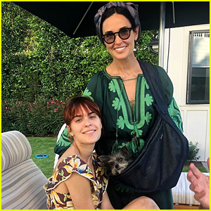 Demi Moore's Daughter Tallulah Speaks About Nearly Three-Year Fall Out with Her Mom