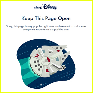 Disney's Online Store Is So Busy on 'Star Wars Day,' There's A Waiting Room to Get In