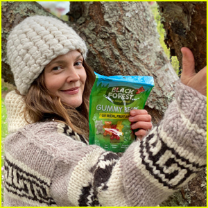 Drew Barrymore is Celebrating National Love a Tree Day in Quarantine!