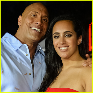Dwayne Johnson Gushes About Daughter Simone Signing with WWE: 'It Blows My Mind'