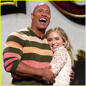 Dwayne Johnson & Emily Blunt Will Reunite For 'Ball & Chain' Movie