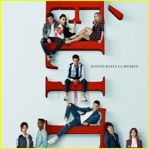 'Elite' Renewed for Season 4 at Netflix!