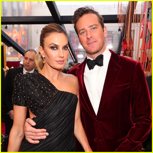 Elizabeth Chambers Celebrates 10 Years of Marriage to Husband Armie Hammer