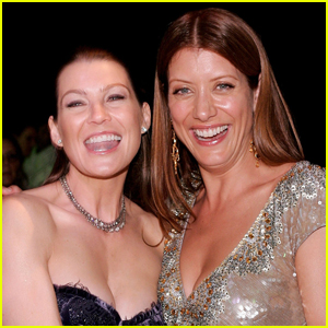 Ellen Pompeo & Kate Walsh Laugh About One of the Most Iconic 'Grey's Anatomy' Moments!