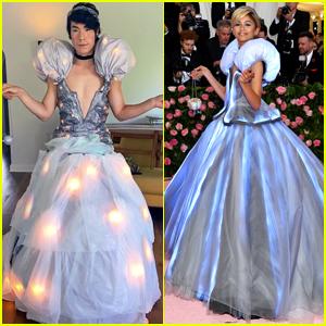 YouTuber Eugene Lee Yang Recreates Zendaya's Cinderella Met Gala Look!