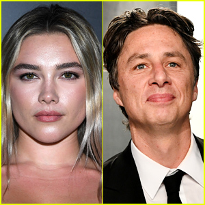Florence Pugh Defends Relationship With Zach Braff: 'People Have No Right to Educate Me on My Private Life'