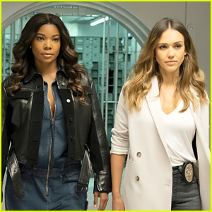 Gabrielle Union Reacts to 'L.A.'s Finest' Going to Fox for Network TV Premiere!