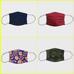 Gap Has a New Face Mask Collection with Tons of Great Patterns - Get 3 for $15!