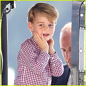 Kate Middleton Reveals Prince George's Latest Obsession During New Zoom Call
