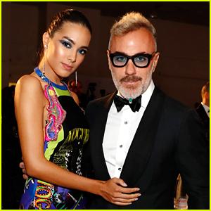 Italian Millionaire Gianluca Vacchi Expecting Child With Girlfriend Sharon Fonseca