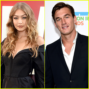 Tyler Cameron Says Gigi Hadid Will Make A 'Great Mom' in New Interview