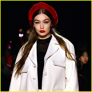 Gigi Hadid Was A Few Months Pregnant During Fashion Week Earlier This Year