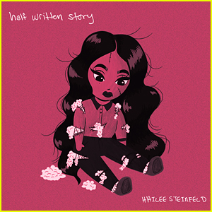 Hailee Steinfeld Drops 'Half Written Story' EP - Stream & Download Here!