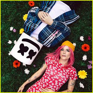 Marshmello & Halsey Drop 'Be Kind' Song - Read Lyrics & Listen Now!