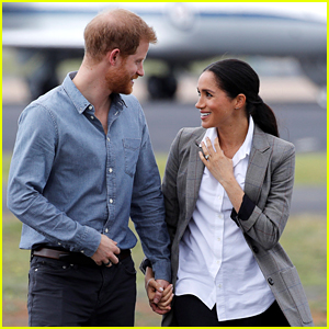Here's How Prince Harry & Meghan Markle Celebrated Their Two Year Anniversary