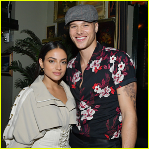 'After' Star Inanna Sarkis & Boyfriend Matthew Noszka Are Expecting Their First Baby!