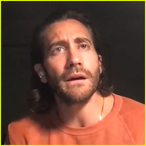 Jake Gyllenhaal Sings Romantic New Song 'Across the Way,' About Life in Quarantine (Video)